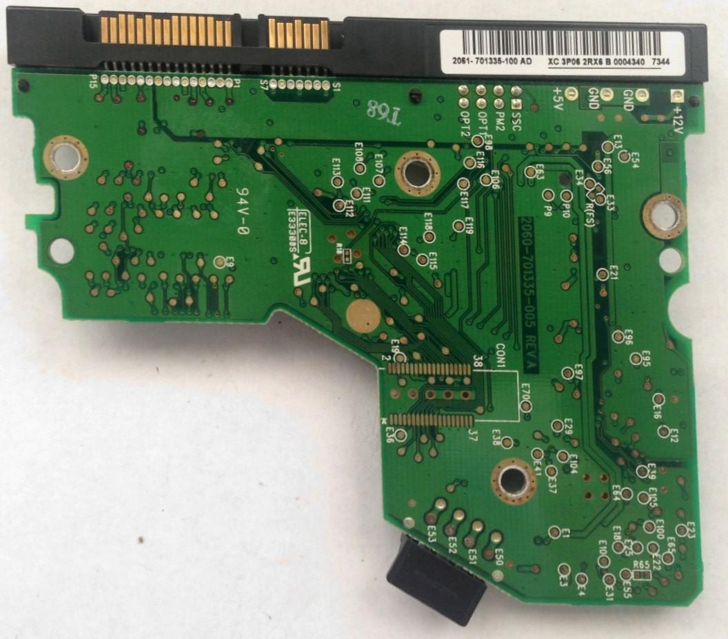 PCB ST31000333AS 100530699 P/N: 9FZ136-301 F/W: CC1H Seagate