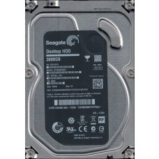 Seagate ST3000DM001 P/N: 1ER166-704 F/W: AQ03 3TB Z50 TK MAC 655-1726H