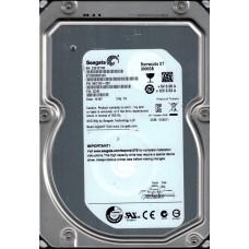 Seagate ST33000651AS F/W: CC45 P/N: 9KC16V-300 TK Z29 3TB