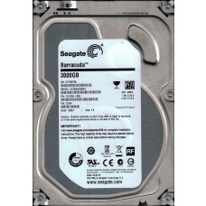 ST3000DM001 P/N: 1CH166-505 F/W: CC44 TK Z1F Seagate 3TB Desktop Hard Drive