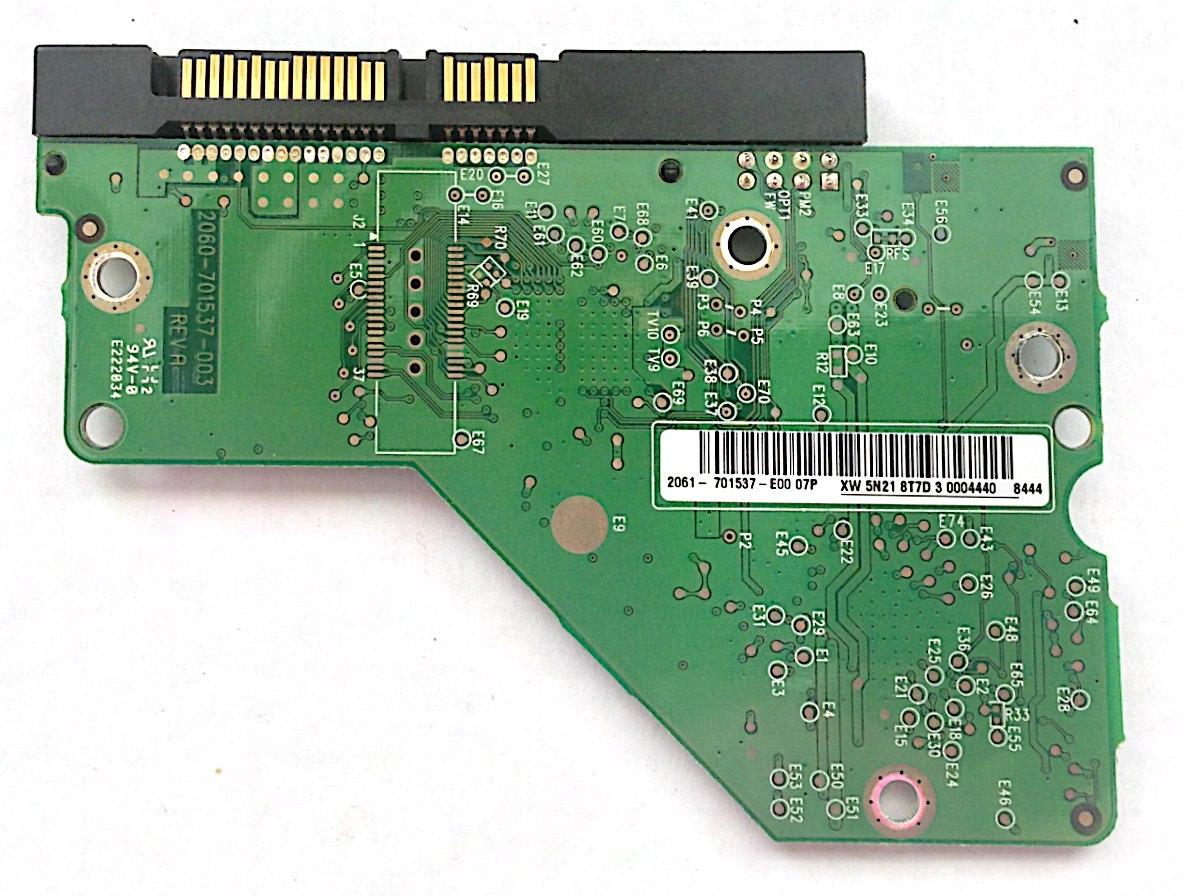 WD SATA 3.5 PCB 2061-701383-E00 AD WD5000KS-00MNB0
